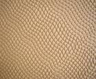 RUBBER MONTANA / 4MM / - colour beige -1/2 sheet