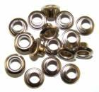 Eyelets 5  / colour old brass / - packaging 100 pieces