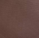 Microcellular rubber STYROGUM EXPORT 6mm - SMALL CHECKERED PATTERN - colour brown 1/2 sheet