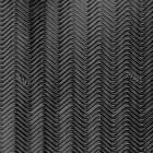 RUBBER SVIG WAVE 2mm - colour black - 1/2 sheet